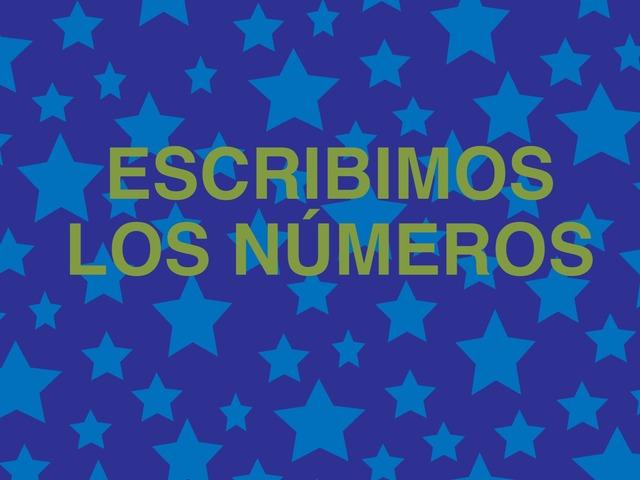 ESCRIBIMOS LOS NÚMEROS by Aiora Atutxa