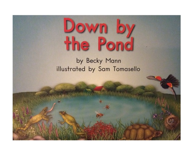 Down By The Pond by Gabrielle Allen