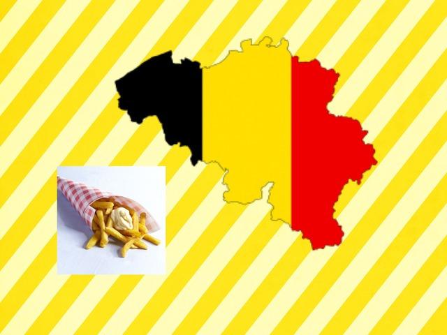 De provincies en hoofdsteden van België by Stedelijke Basisschool Hasselt