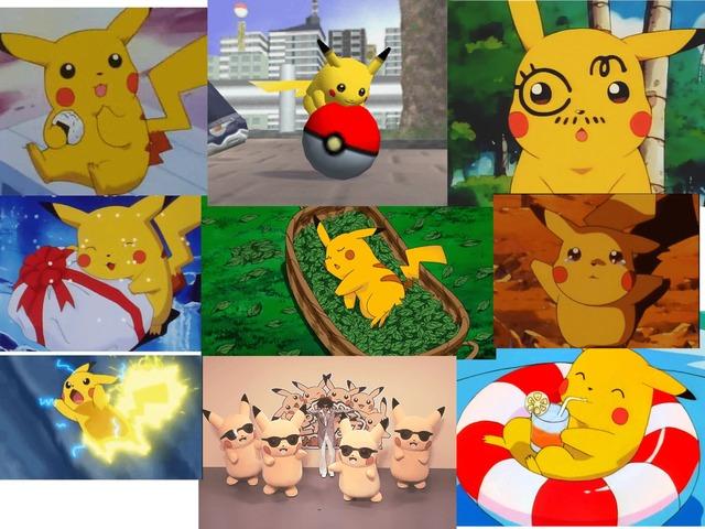 Pikachuuuuuuuuu 2 by Lou
