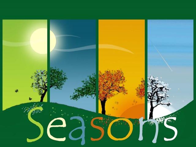 Seasons by Lavanya Sriram