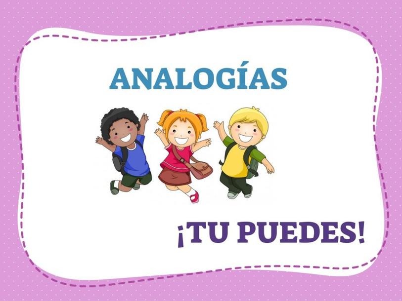 ANALOGÍAS by JIMENA Rodríguez