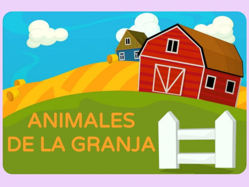 ANIMALES DE LA GRANJA by María