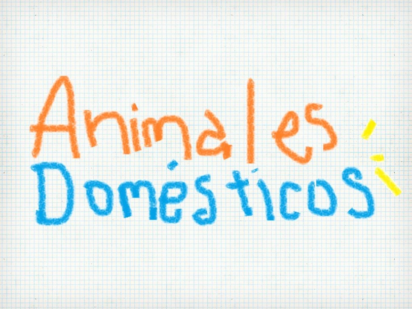 ANIMALES DOMÉSTICOS by Midori Meza Kawahira