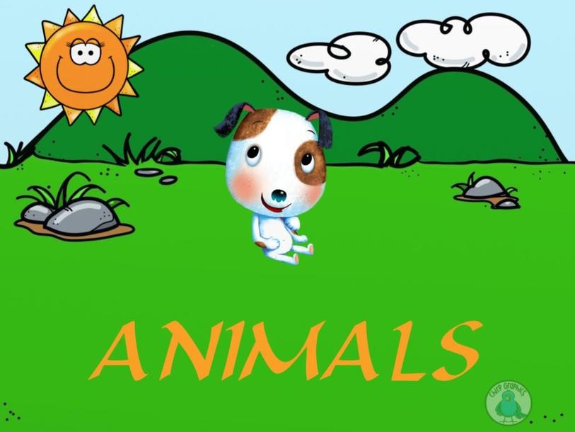 ANIMALS QUIZ- 3 years by VIR ZEG