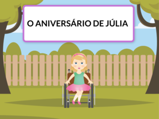 ANIVERSÁRIO DA JÚLIA by Tobrincando Ufrj