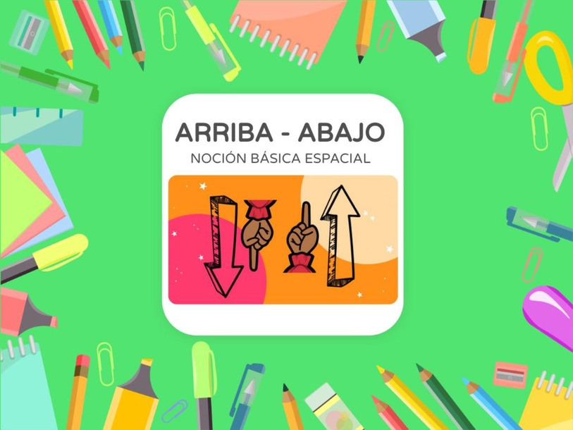 ARRIBA - ABAJO by Doris Leyton