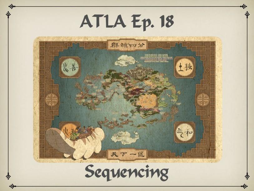 ATLA Camp Day 3 Sequencing by Manuela Dossantos