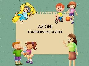 AZIONI by Silvia Lucchin