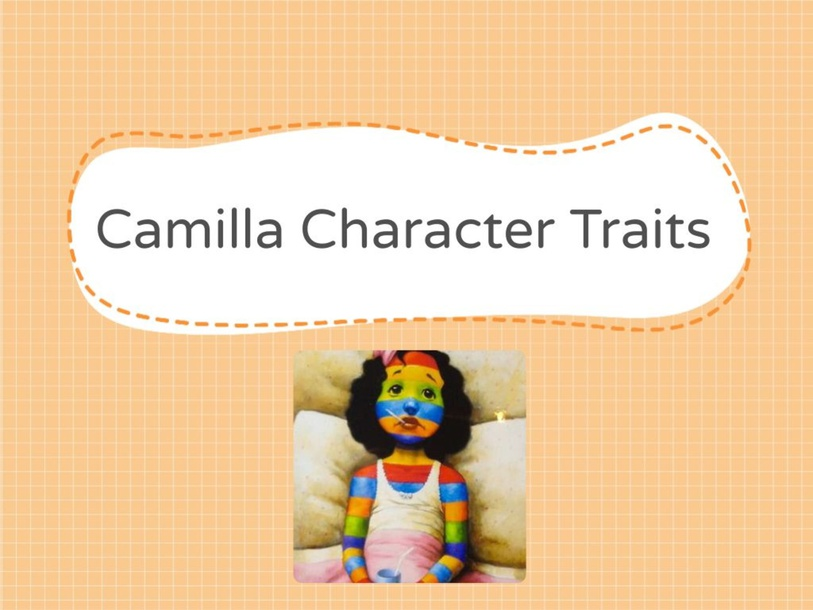 A Bad Case of Stripes: Character Analysis by Jule Rotella