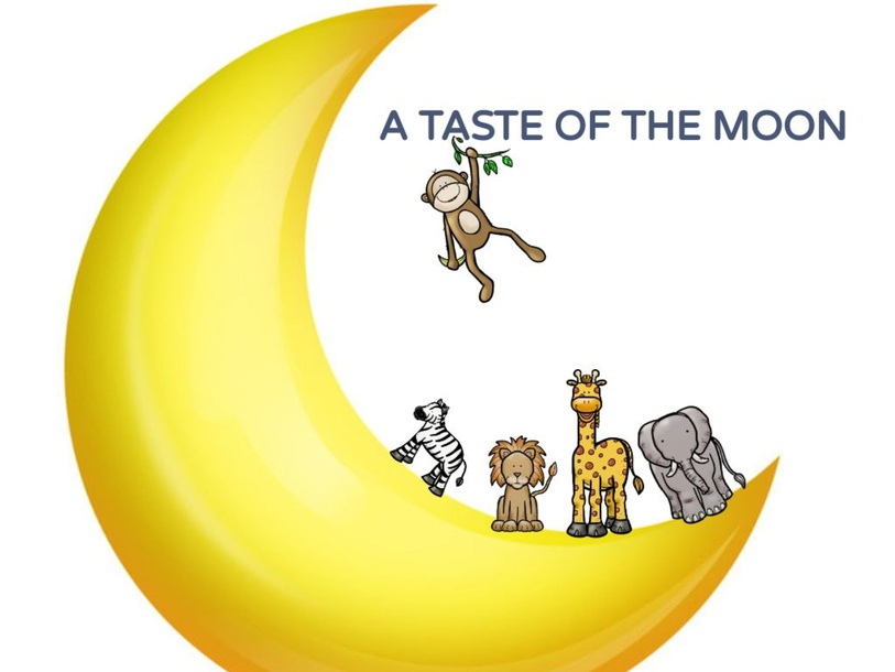 A TASTE OF THE MOON by Marta Benedito