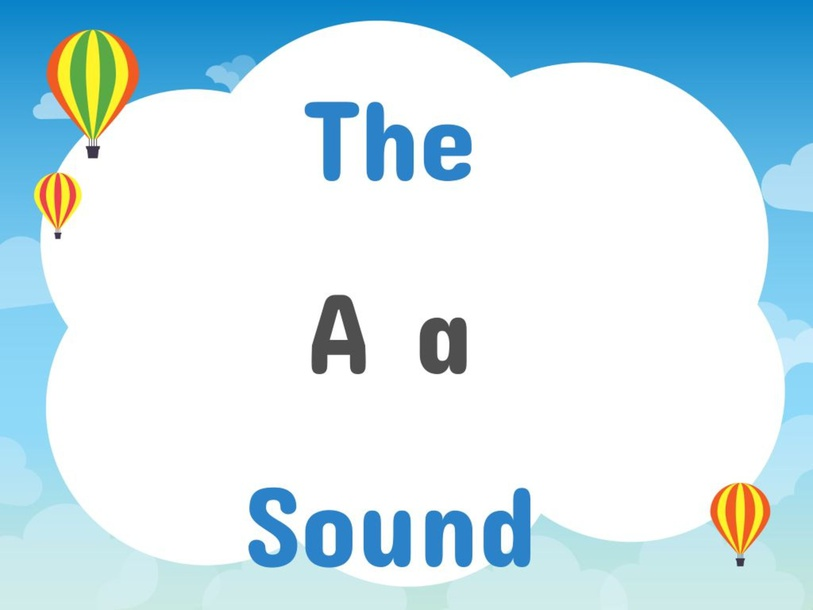 A a  Sound Game by Mark Goodwin