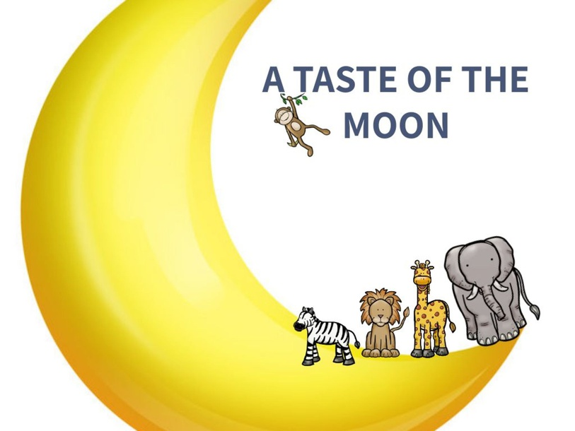 A taste of the moon by Gema García