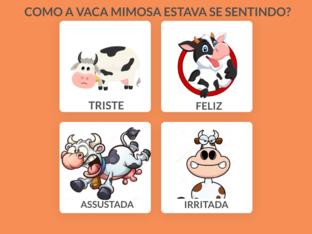 A vaca que botou um ovo by Gabriela