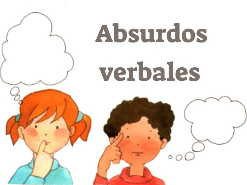 Absurdos verbales by Ariana Gutierrez