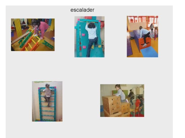 Actions Motrices En Maternelle by Nicolas Dhumez