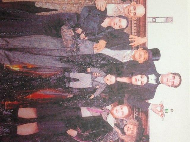 Addams Family by Madison Gann