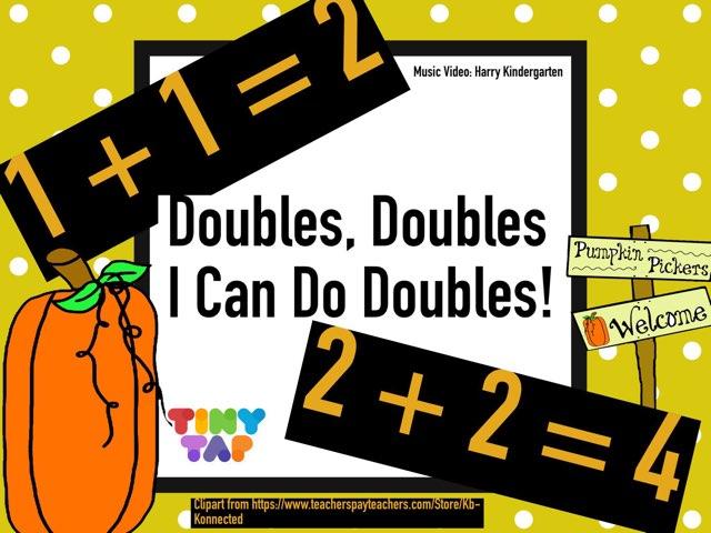 Adding Doubles 0-10 by Jennifer