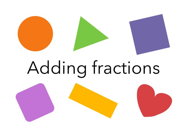 Adding Fractions and Decimals by Katie Gambier