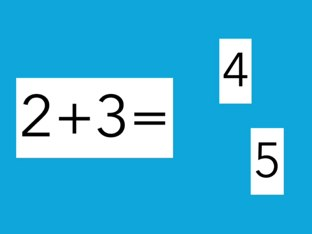 Addition Math Facts Through 5 by Stacy Lister