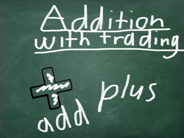 Addition With Trading by Sarah Hani Sulaqa