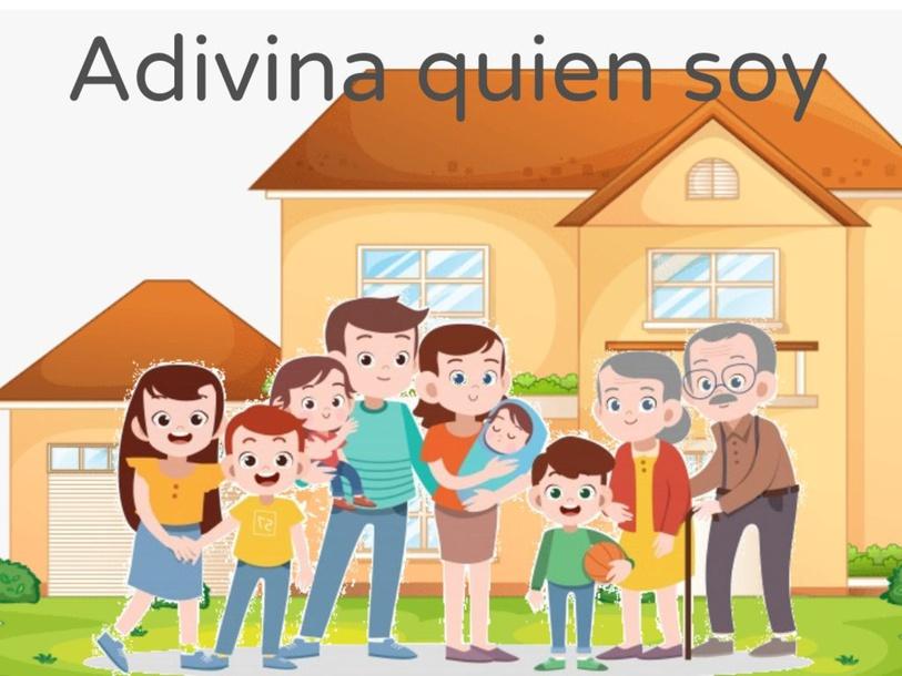 Adivina Quien Soy by Rebeca Nieves