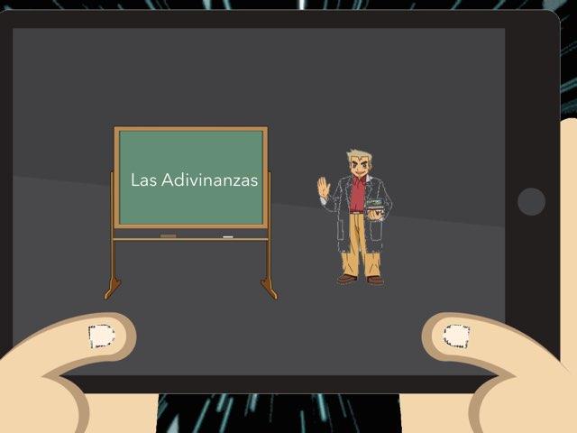 Adivinanzas Nico by Diego Campos