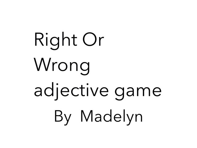 Adjective 16 by Room 207
