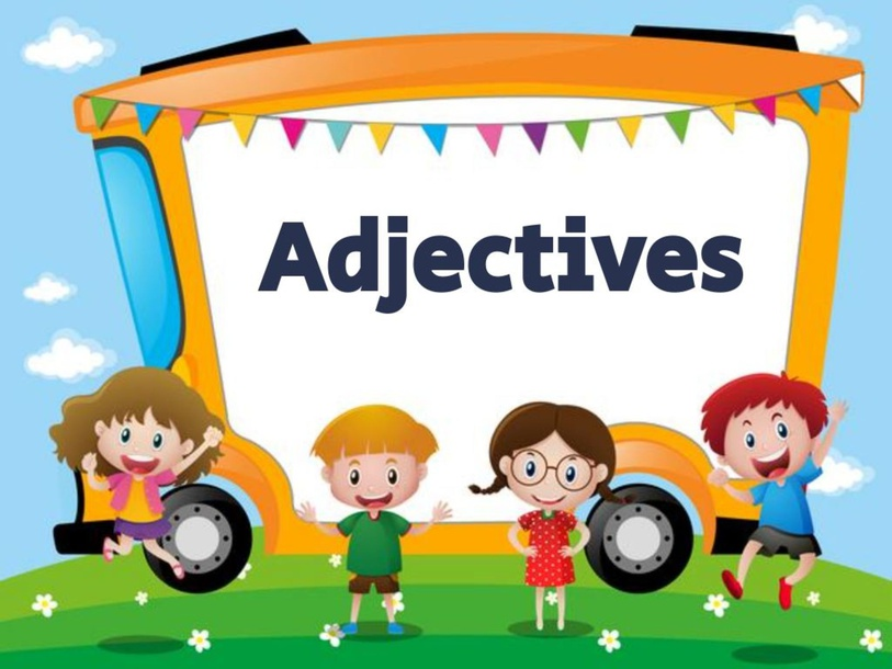 Adjectives by Thoai Vi Tran Nguyen