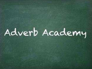 Adverb Academy by Katie Davis
