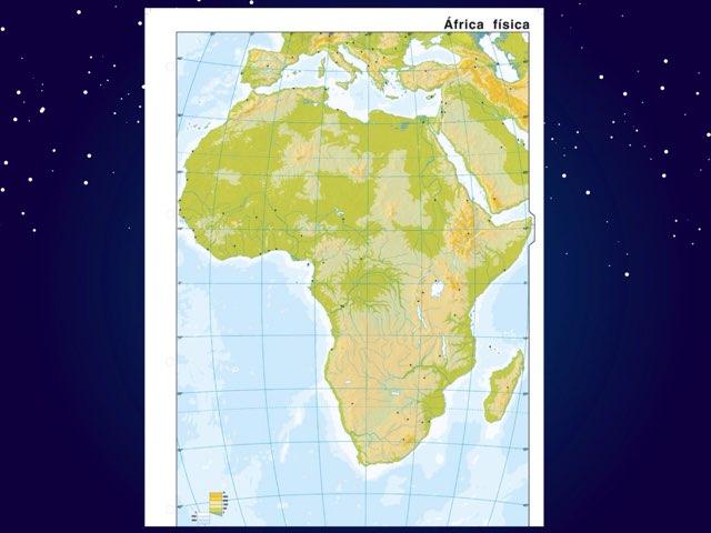 Africa Geografia by Carina Vieira Nunes