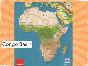 Africa Map Review by Laura borrego