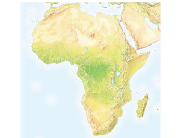Africa Test by Carlos zhou