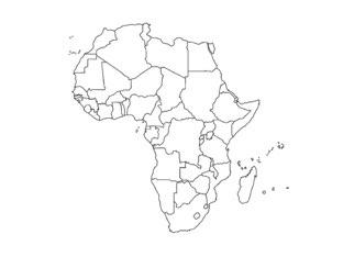 Africa by Alfio Urzì