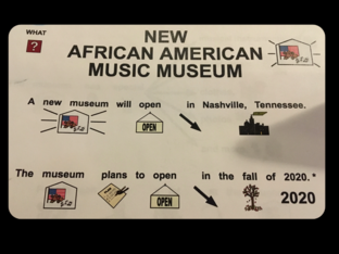 African American Museum by Sam R