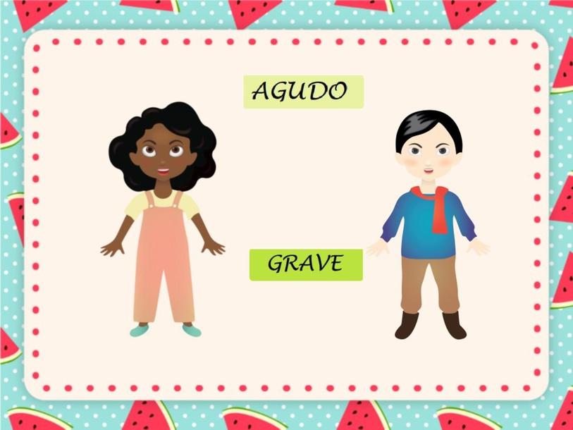 Agudo e grave  by Vivian Gonçalves