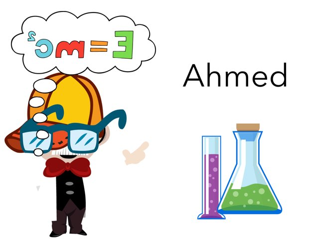 Ahmed Going To Canada by Hanan Ei