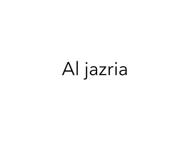 Al Jazzai by Layth sattam