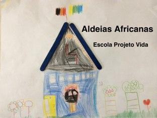 Aldeias Africanas. by Margareth Tieppo