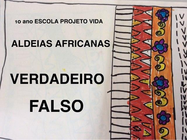 Aldeias Africanas by Adriana Coan