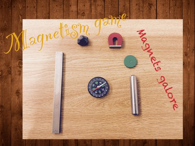 Alexandra's World Magnets by Frances Chapin