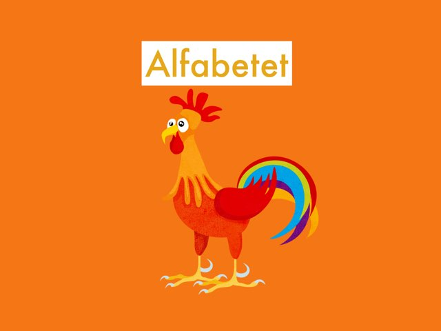 Alfabetet by Helen Lindmark
