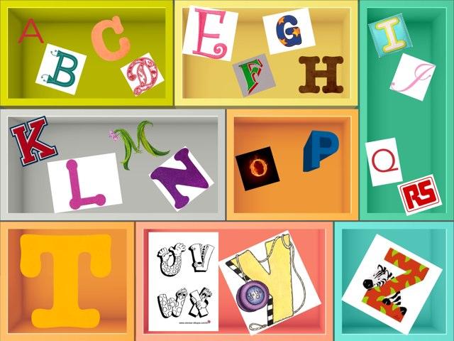 Alfabeto  by Scheila Oliveira Dos Reis