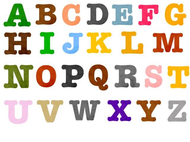 Alfabeto by Maysa Oliveira