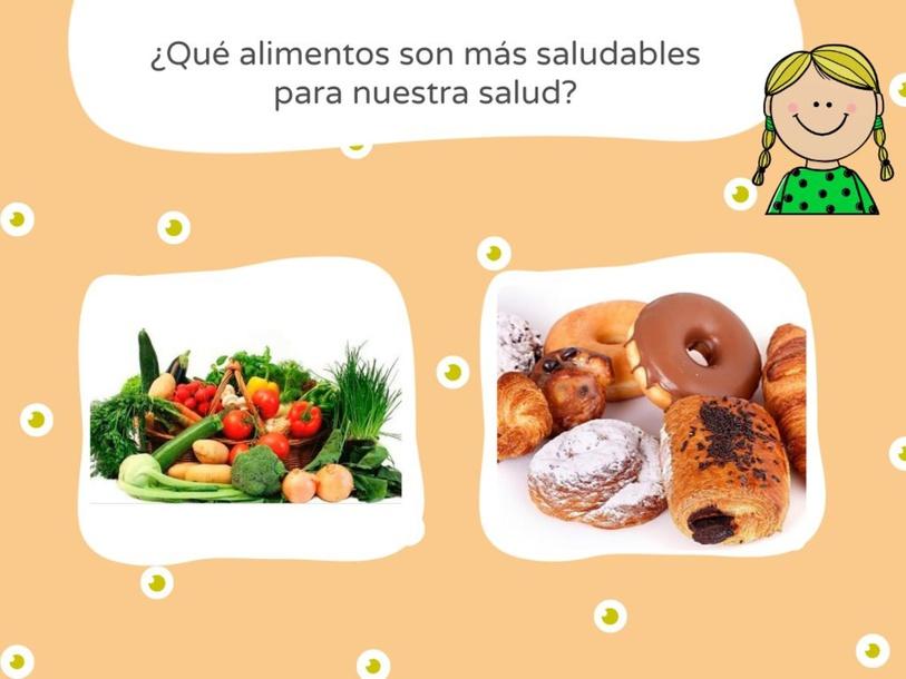 Alimentación  by Lorena Giménez Sanz