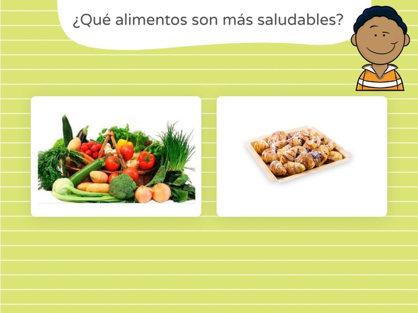 Alimentación saludable by Lorena Giménez Sanz