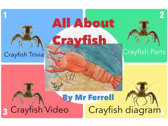 All About Crayfish  by Keith Ferrell