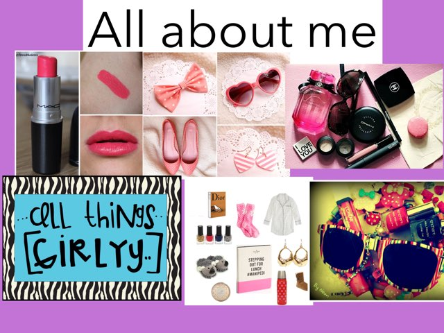 All About Me  by Mark Howarth