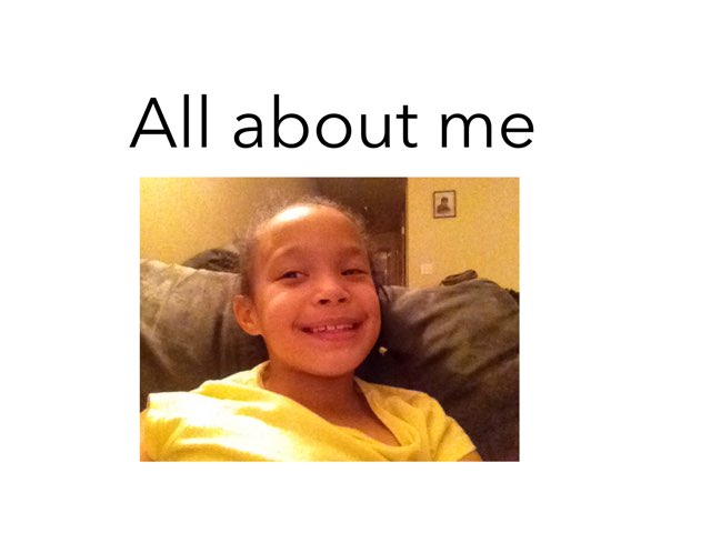 All About Me by Xavia smith