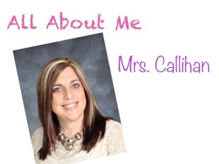 All About Me by Heathee Callihan